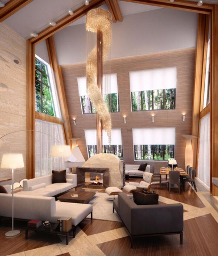 interiors of saratov villa by tanya minina, architecture, home decor