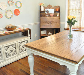 Diy Pottery Barn Farmhouse Table Knockoff, Diy, Painted Furniture,  Woodworking Projects, The