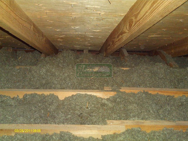 Air Seal Your Attic Before Insulating Home Maintenance Repairs How To Shoot This
