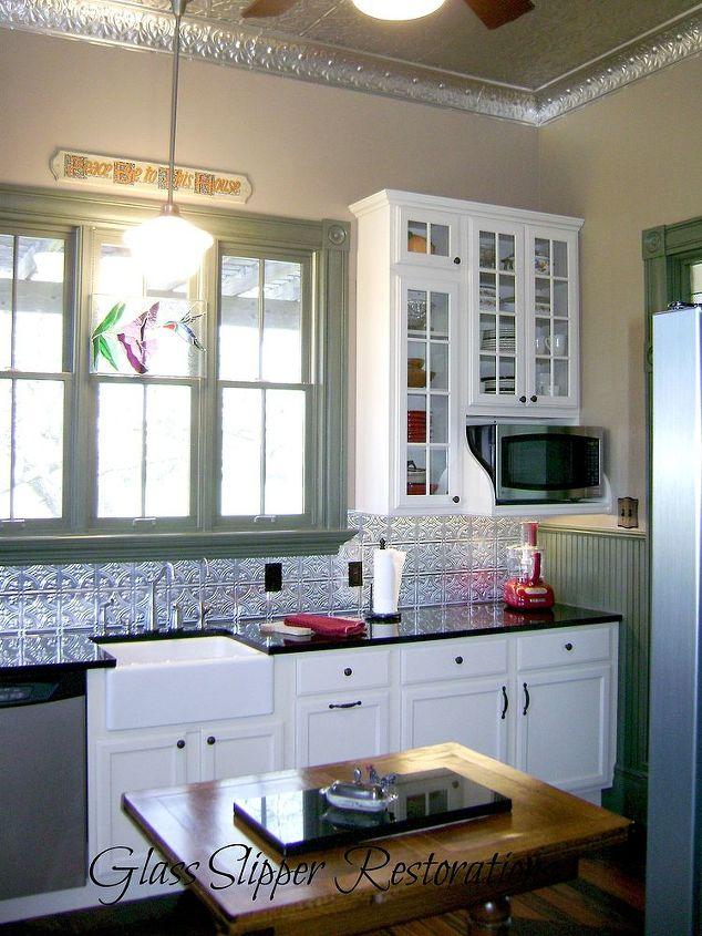 Diy Kitchen Restoration Home Decor Backsplash Design