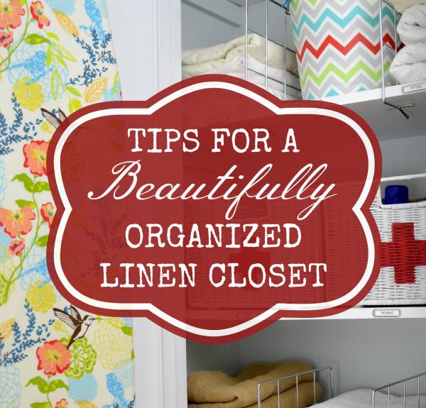 Linen Closet Organization - small home / BIG IDEAS series | Hometalk