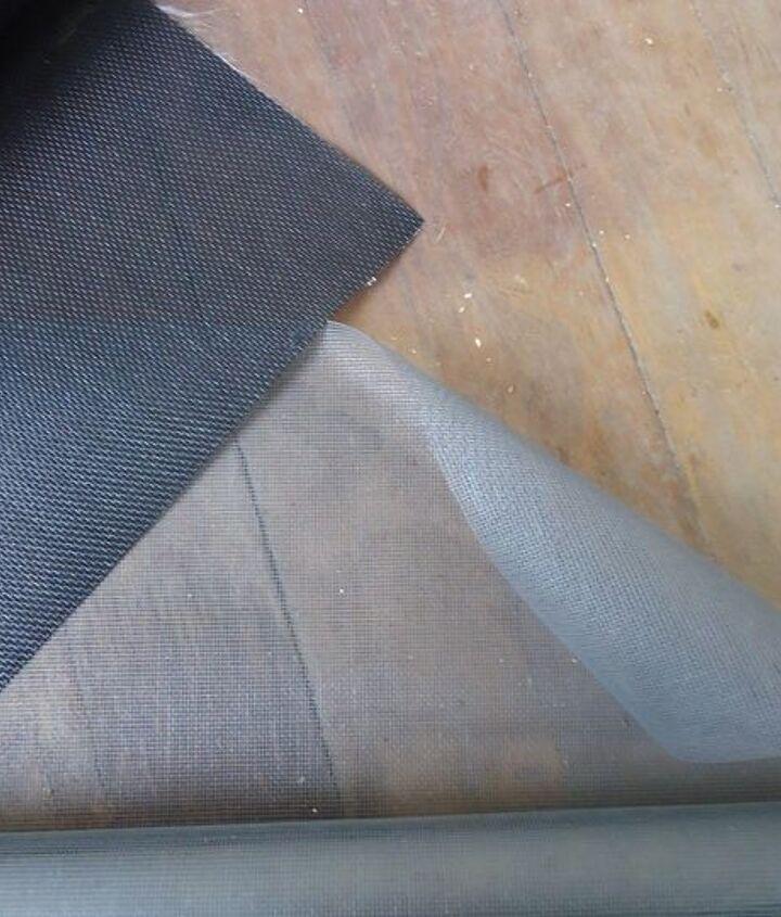 pet screen versus fiberglas screen