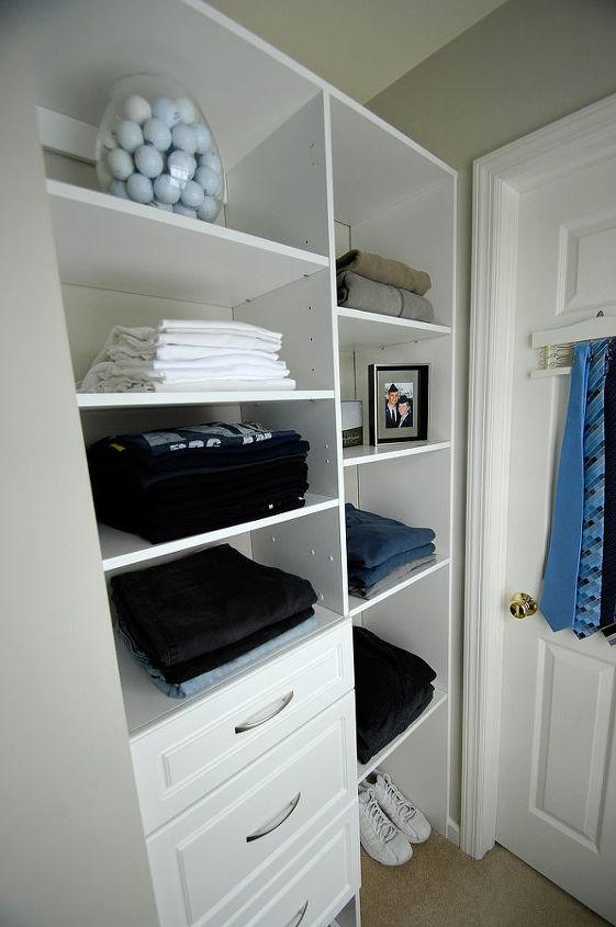 Men S Master Closet Renovation Hometalk