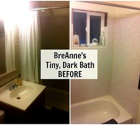 Bathroom Makeovers Fast Renovation Tips Before After Photos Video, Bathroom  Ideas, Home Decor,