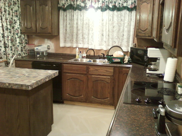 our total kitchen makeover from a 1957 kitchen mess to a modern day beauty only, home decor, kitchen design, kitchen island
