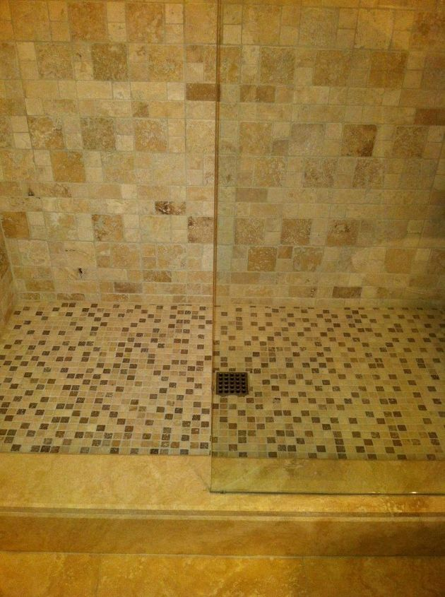 why are we ripping apart this beautiful custom tile shower, bathroom ideas, tiling
