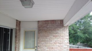 q can anyone recommend how to repair a sagging soffit, home maintenance repairs, how to, roofing