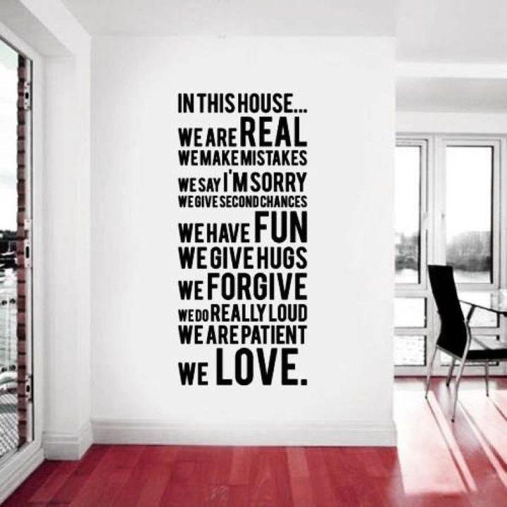 i love this, home decor