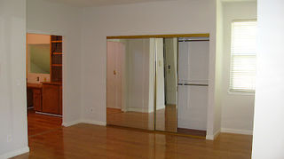 q what would you do with this awkward nook, bedroom ideas, home decor, I installed double doors on that door opening on the left That room is a home office