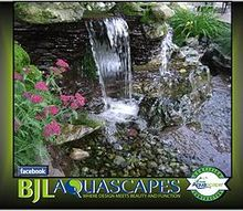 pondless waterfalls disappearing waterfalls waterfall ideas in new jersey bjl, landscape, outdoor living, ponds water features, This small detailed pondless waterfall was the perfect fit for this backyard in Monmouth Beach NJ