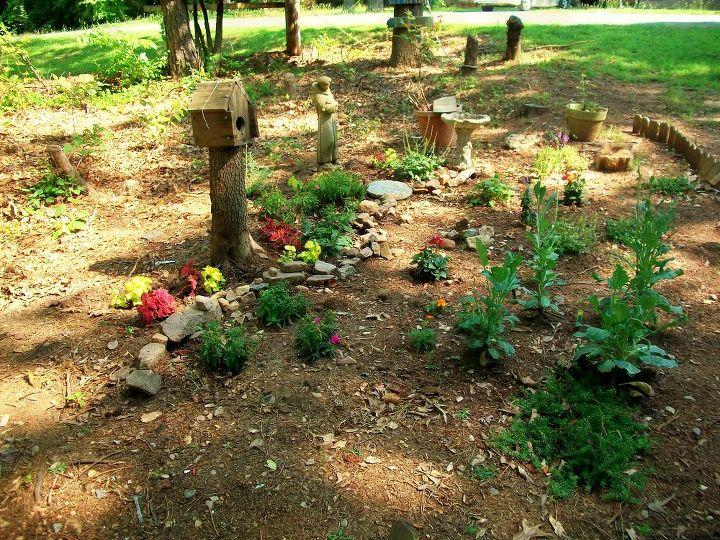 The Starting Of Our Flower Garden Hometalk