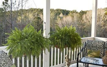 Ready for Summer! Back Porch/deck Reveal!