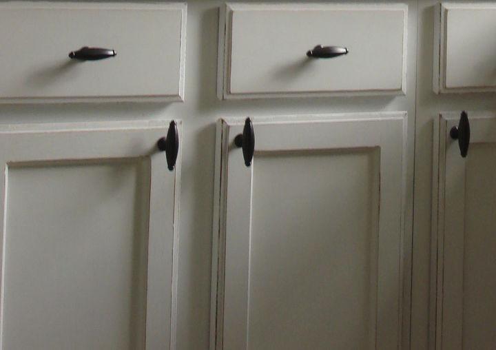 cabinet close up