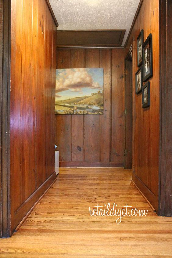 foyer update for under 40, foyer, home decor, Before