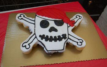 Yo Ho Ho! It's a Girl & Boy Pirate Party! I love a good DIY birthday party.