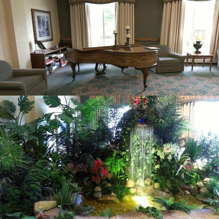 indoor water feature, ponds water features