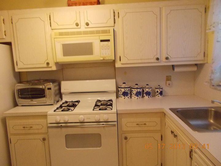 1970 small gally kitchen, home decor, home improvement, kitchen design