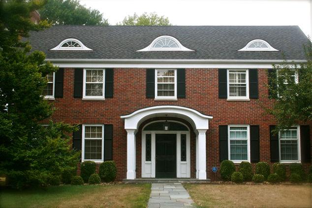A Brick Colonial House Tour Hometalk