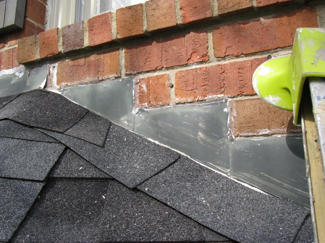 q poor caulking and flashing details will always cost you money handyandy just found, home maintenance repairs, real estate, roofing