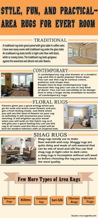 an info graphic says everything, flooring