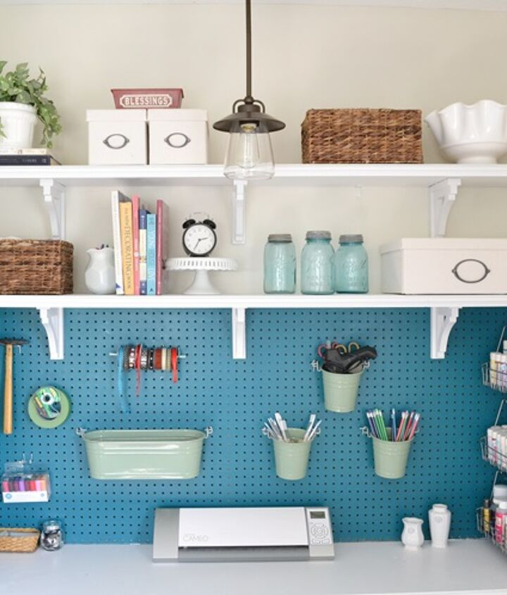 craft closet makeover, cleaning tips, closet, craft rooms, home office