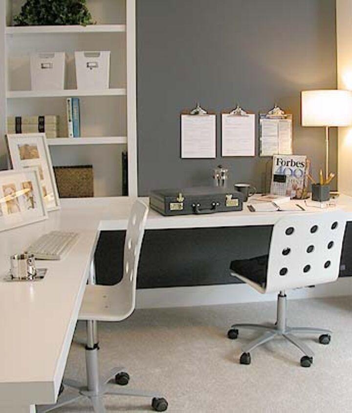 custom desk, home decor, painted furniture