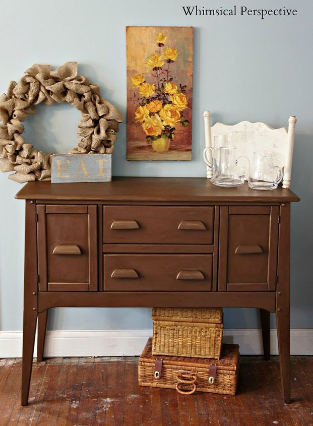 annie sloan chalk paint custom color brown bronze, chalk paint, painted furniture