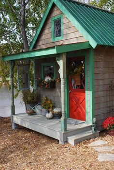 a place to pot from the ground up, craft rooms, gardening