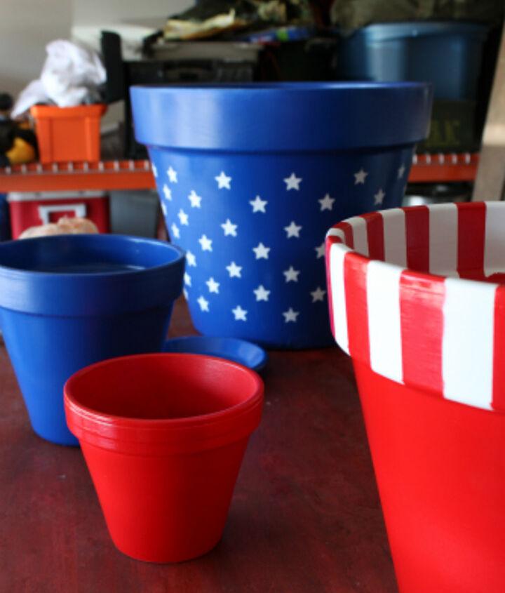 Prepped pots