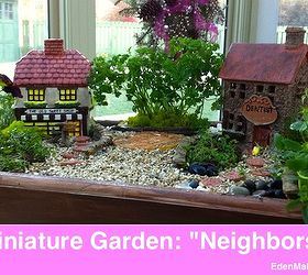 Miniature And Fairy Garden Design Ideas By Shirley Bovshow, Container  Gardening, Flowers, Gardening