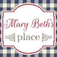 Beth @ MaryBethsPlace
