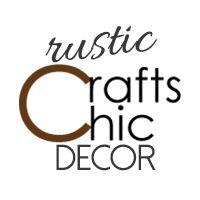Rustic Crafts & Chic Decor - Renee