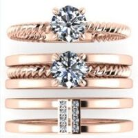 GoldDiamond Ring