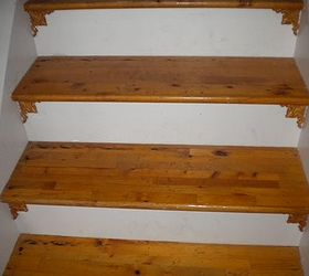 Change Carpet To Wood On Staircase, Flooring, Hardwood Floors, Stairs