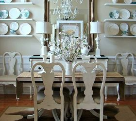 Our Summer Dining Room, Dining Room Ideas, Home Decor, Painted Furniture, We