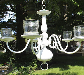 Merveilleux Add Some Romance And Atmosphere To Your Garden With A Chandelier, Gardening,  Outdoor Living