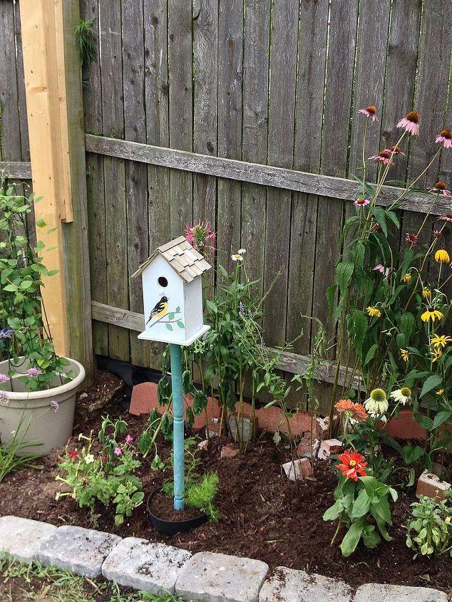 garden labor of love, flowers, gardening