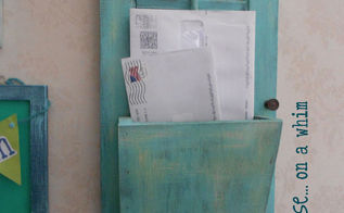 repurposing a shutter in 2 ways, home decor, repurposing upcycling
