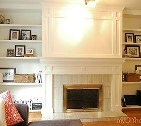 diy brick fireplace refacing hometalk rh hometalk com