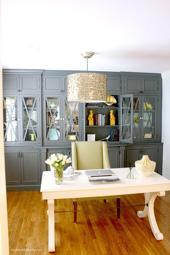 A Stylish Home Office | Hometalk