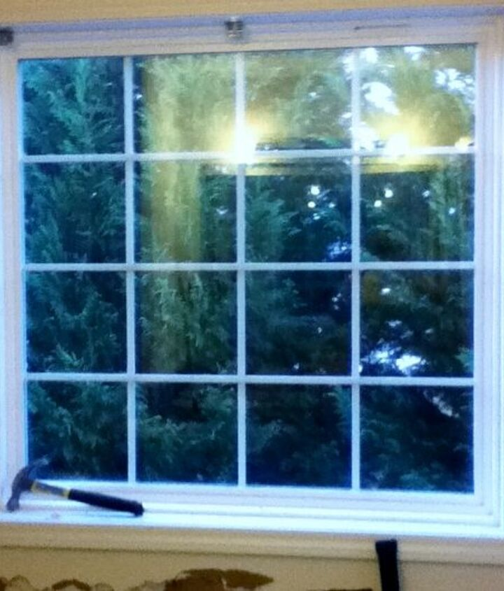 The old window.