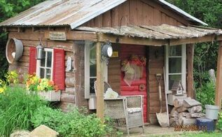 playhouse now garden shed, flowers, gardening, outdoor living