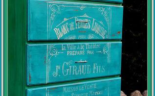 french dresser makeover deux, painted furniture