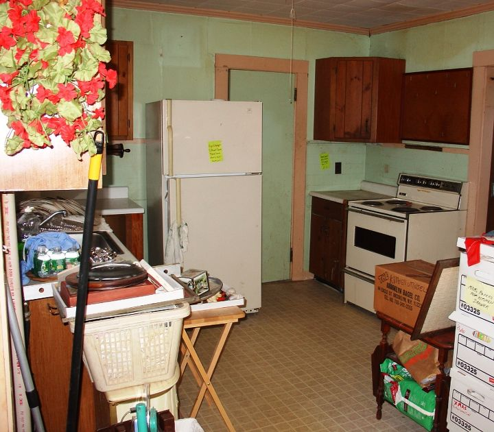 Before of kitchen at a different angle