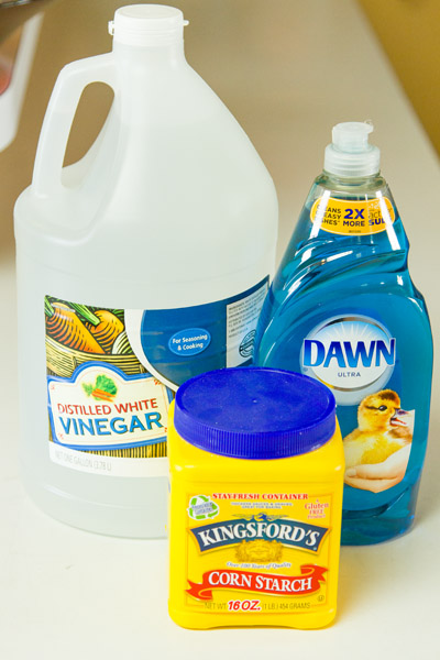 Some great household cleaners!
