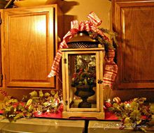 christmas in the laundry room, laundry rooms, seasonal holiday d cor, I hope the lantern inspires you to decorate your laundry room