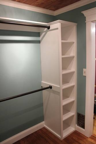 i am going in the closet, cleaning tips, closet, Very easy project to claim more space and organization