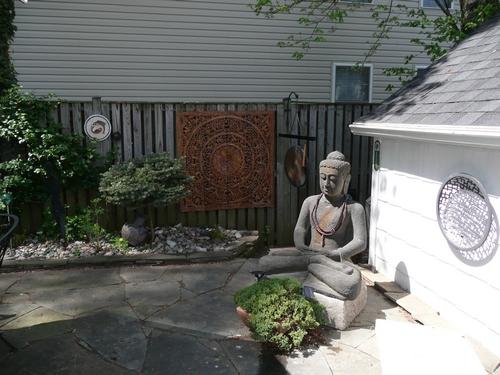 creative customer japanese garden, gardening