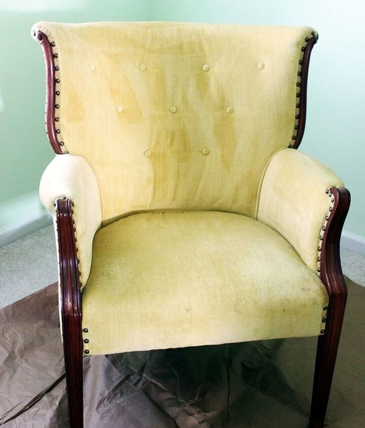 the old chair