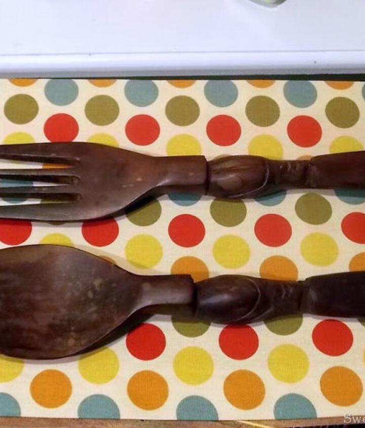 These were in my childhood kitchen.